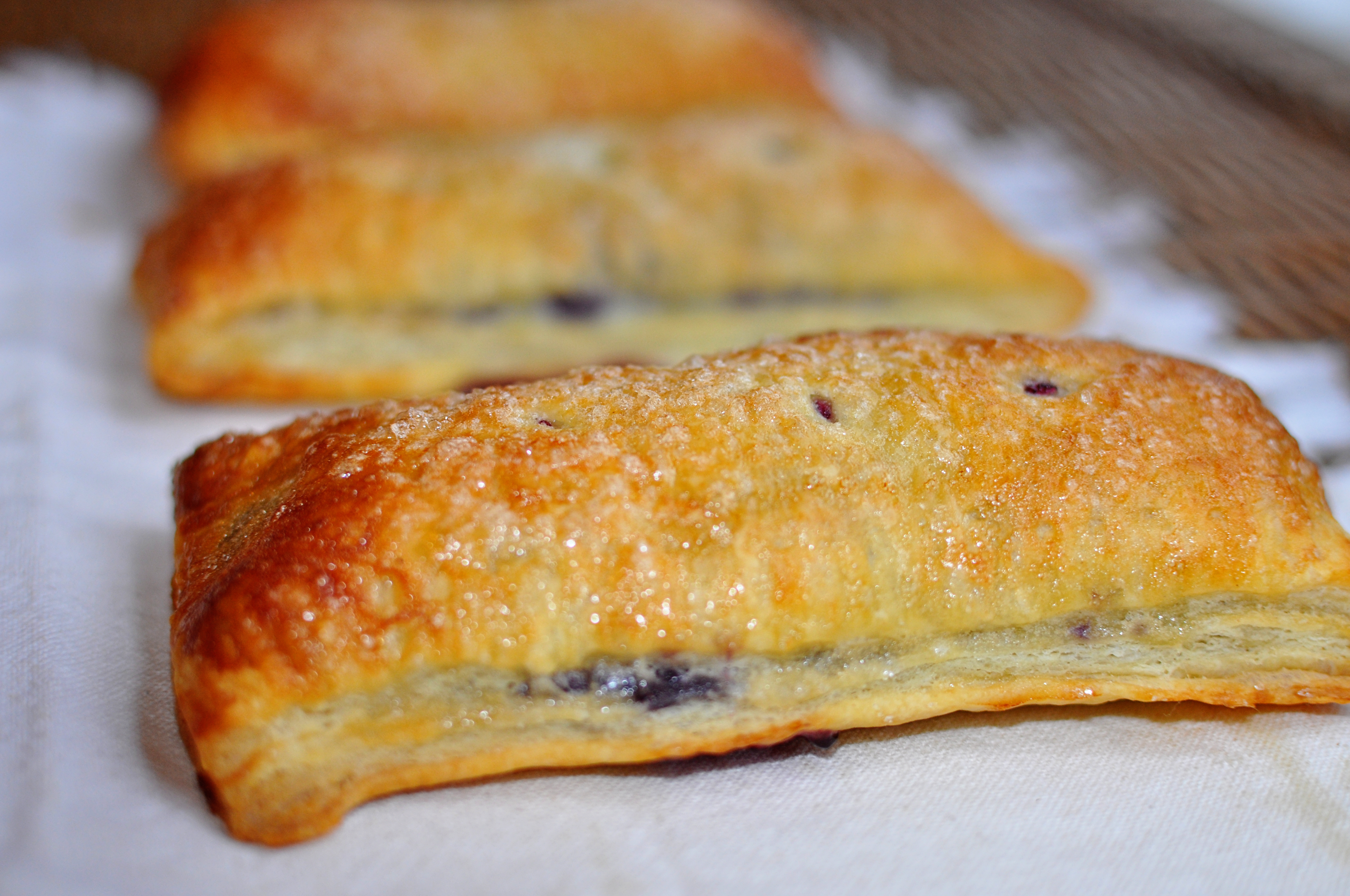 Berry Hand Pies Recipe — Dishmaps