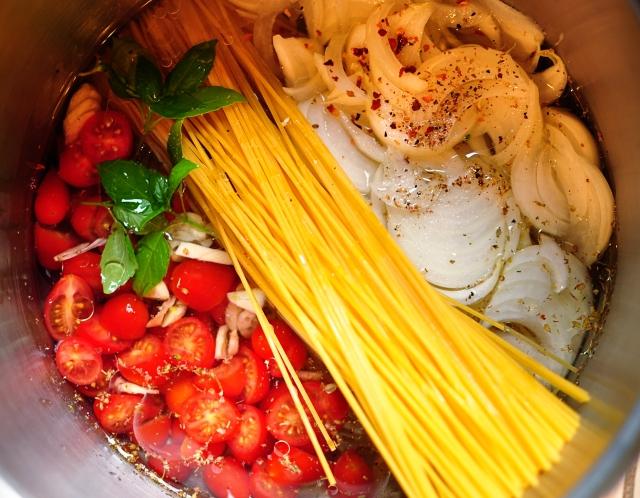 one pan pasta1