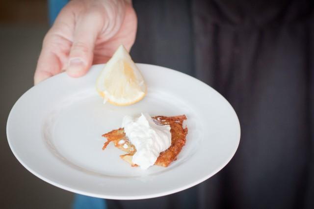 Potato Pancakes (placki ziemniaczane)